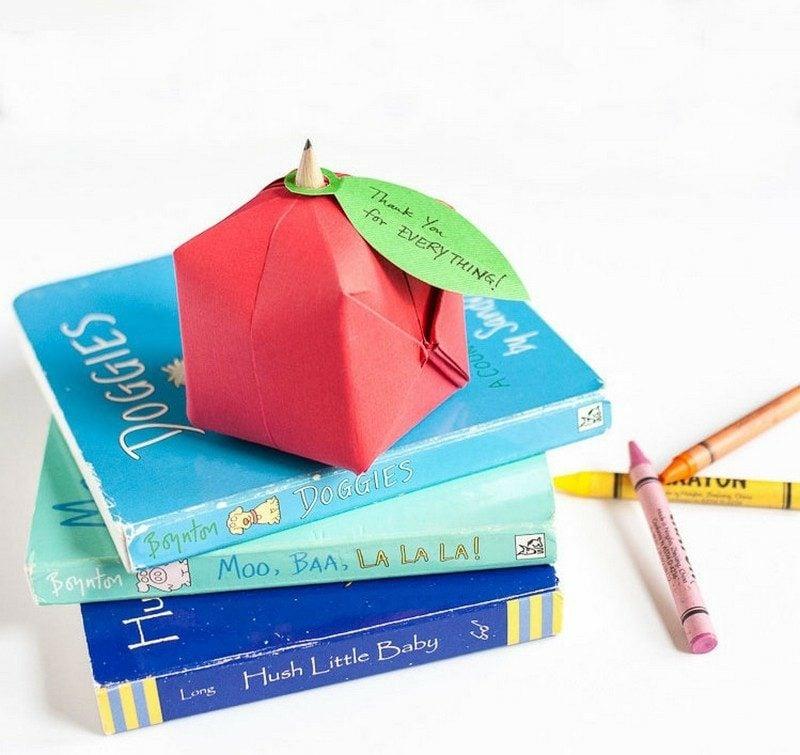 Basteltipps Origami falten