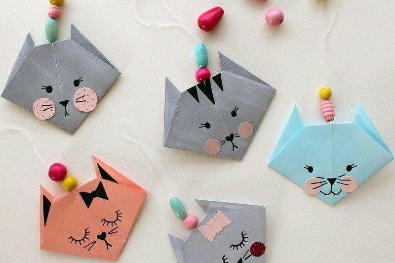 Papier Selber Machen basteln mit papier anleitungen und coole ideen zum nachmachen