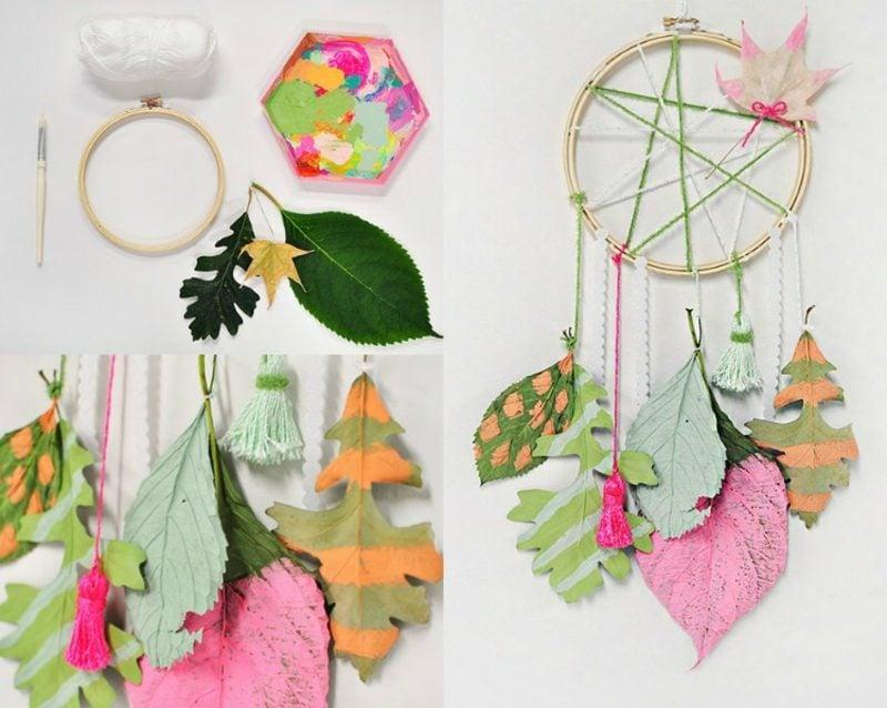 DIY Ideen Deko basteln Herbst
