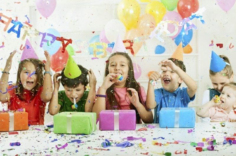 Bastelideen für Erwachsene Deko Kindergeburstag