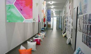 Textildesign Einrichtung