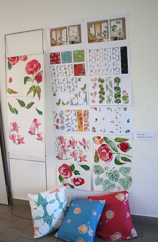 Textildesign Ideen