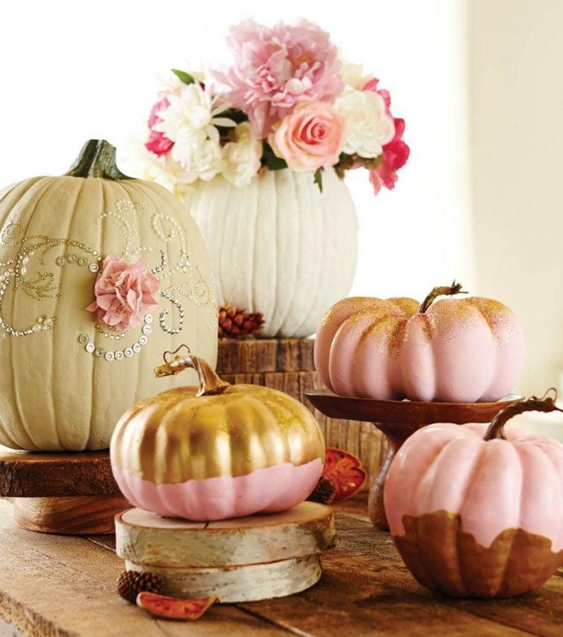 Herbst Deko 35 inspirierende bastelideen für wunderschöne herbstdeko