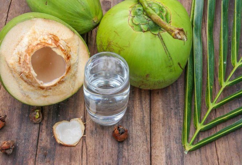 Kokoswasser rewe Vorteile Gesundheit