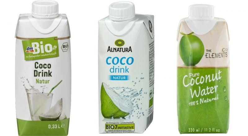 Kokoswasser kaufen Kokoswasser dm