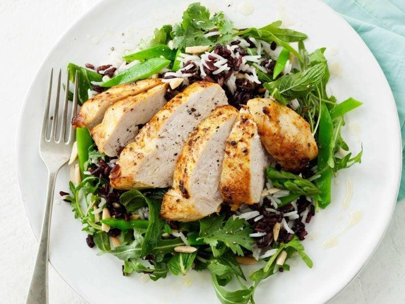 Nährstoffe Reis schwarz Vitamine Mineralien