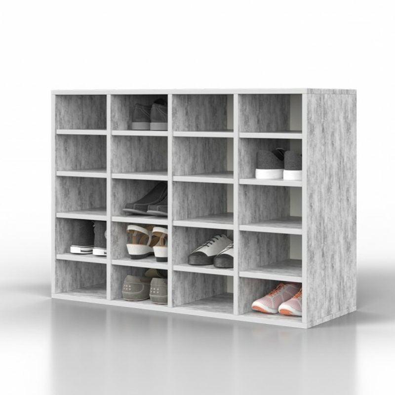 großer Schuhschrank modern praktisch