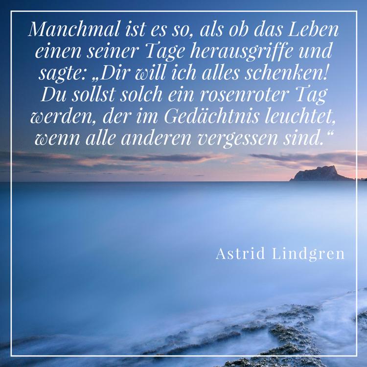 nachdenkliche Sprüche Astrid Lindgren