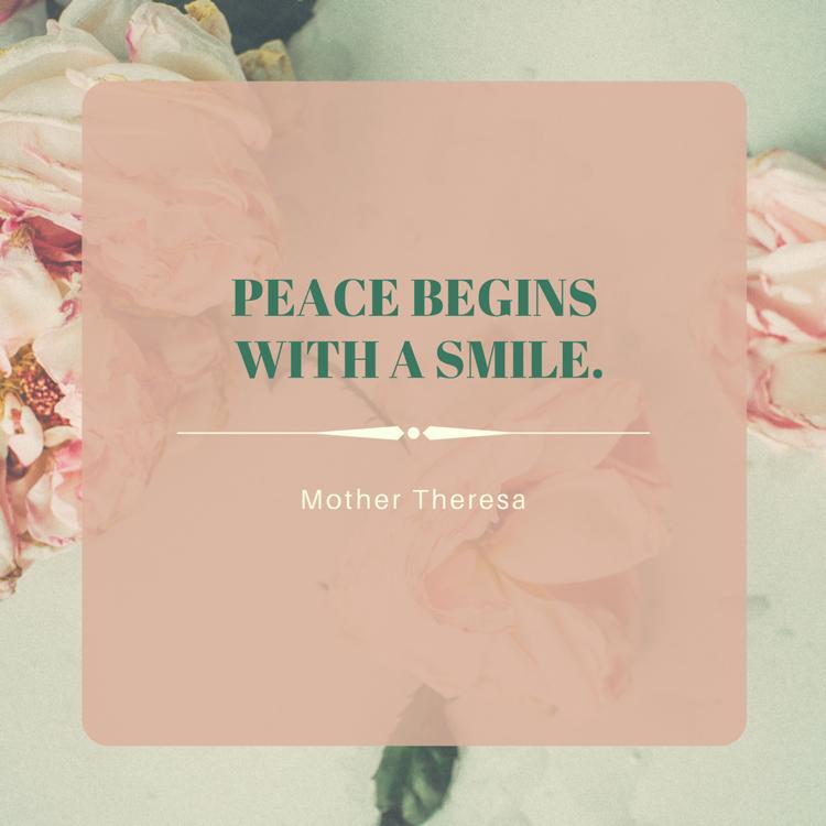 schöne Sprüche über das Leben Mutter Theresa