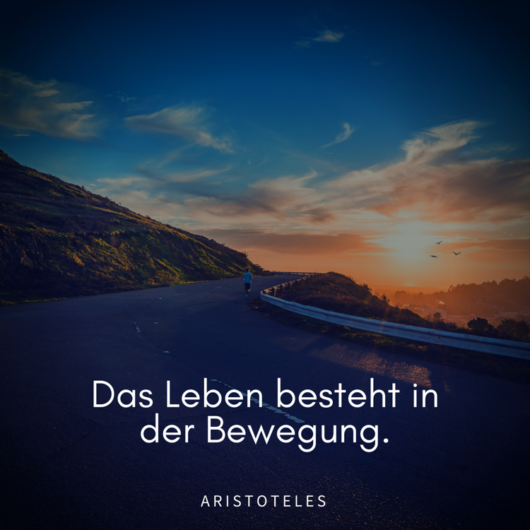 Spruch des Tages Aristoteles