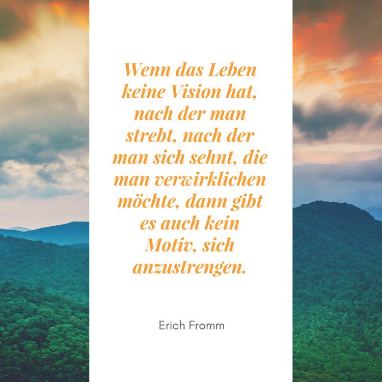 Whatsapp Status Sprüche tiefsinnig Erich Fromm