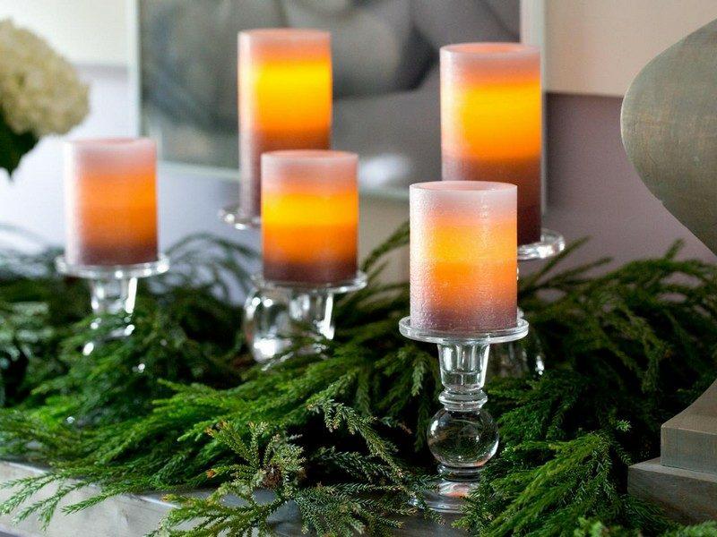 DIY Ideen Deko selber machen Weihnachten