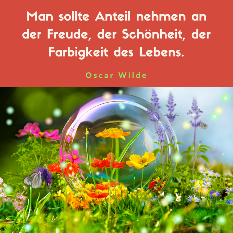 Status Whatsapp kurze Sprüche Oscar Wilde