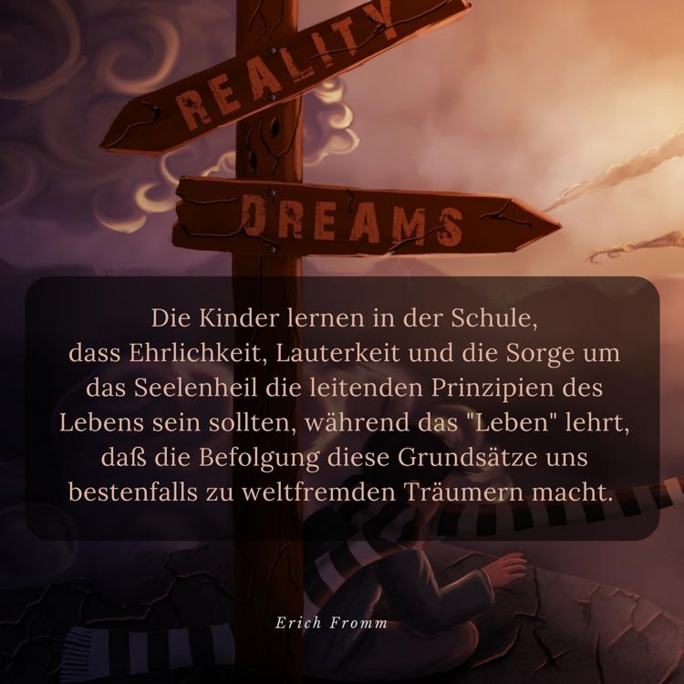 gute Sprüche Erich Fromm