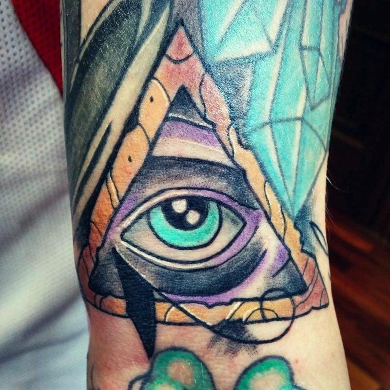 augen tattoo enthüllende wahrheit