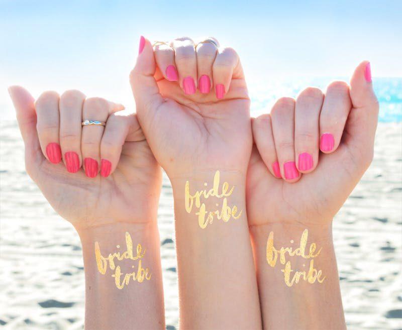 DIY Tattoos selber machen ist Trend für Bachelorette 2017