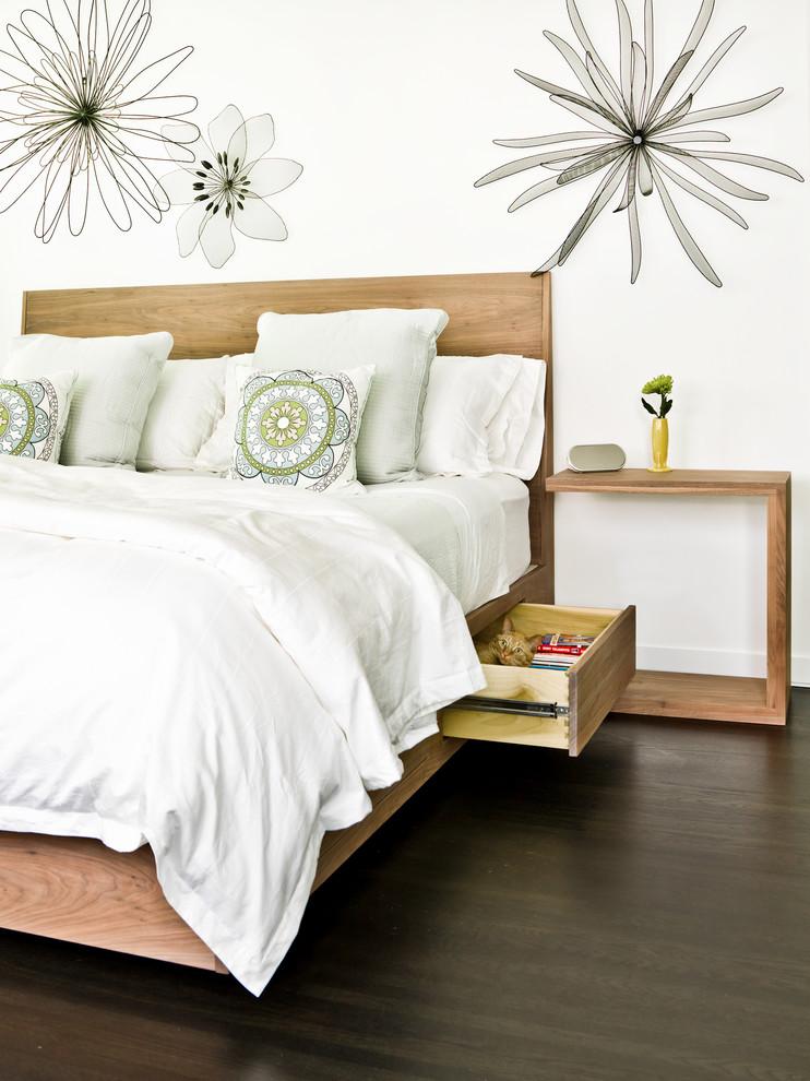 Staurambett - mehr Storage im Schlafzimmer