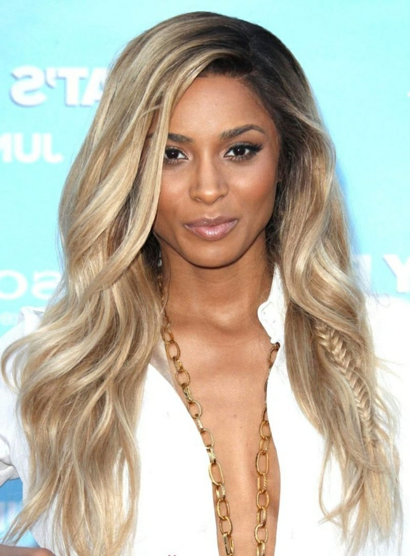 Blondtöne 2016 Trends Ciara