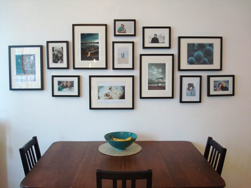 erfreut fotowand ideen ohne rahmen bilder benutzerdefinierte bilderrahmen ideen. Black Bedroom Furniture Sets. Home Design Ideas