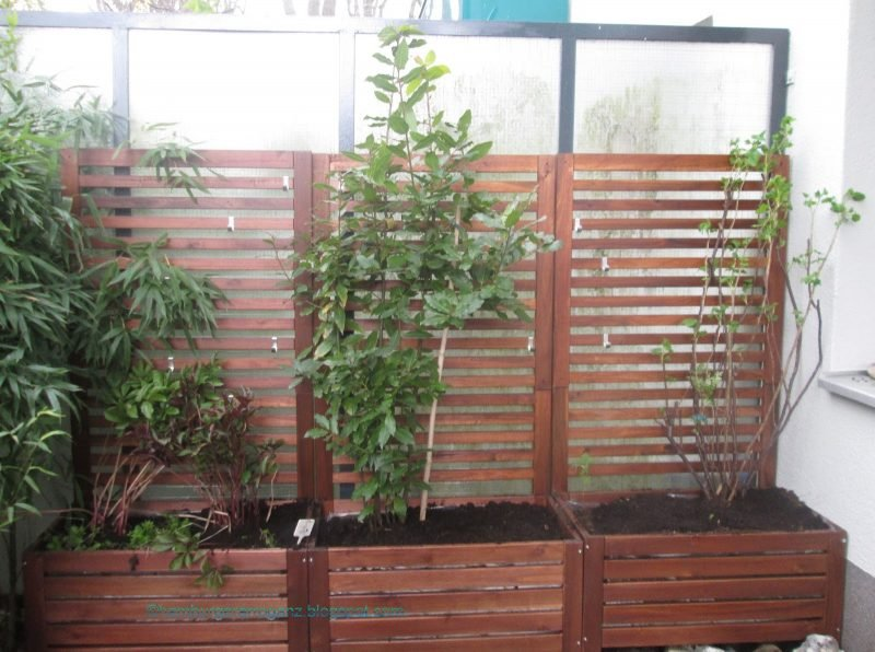 Gartenbank selber bauen Anleitung