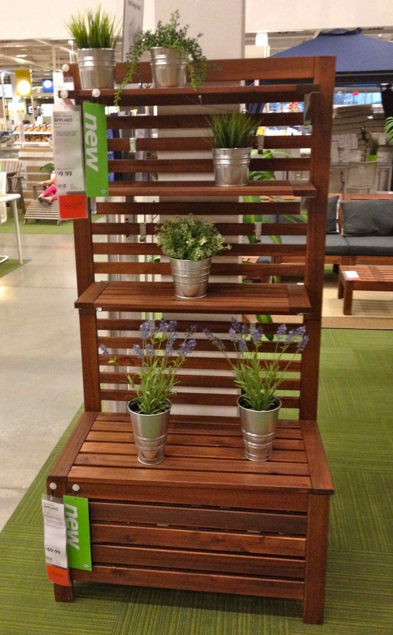 IKEA HACK: Mit Ikea Möbeln Gartenbank selber bauen! - Garten - ZENIDEEN