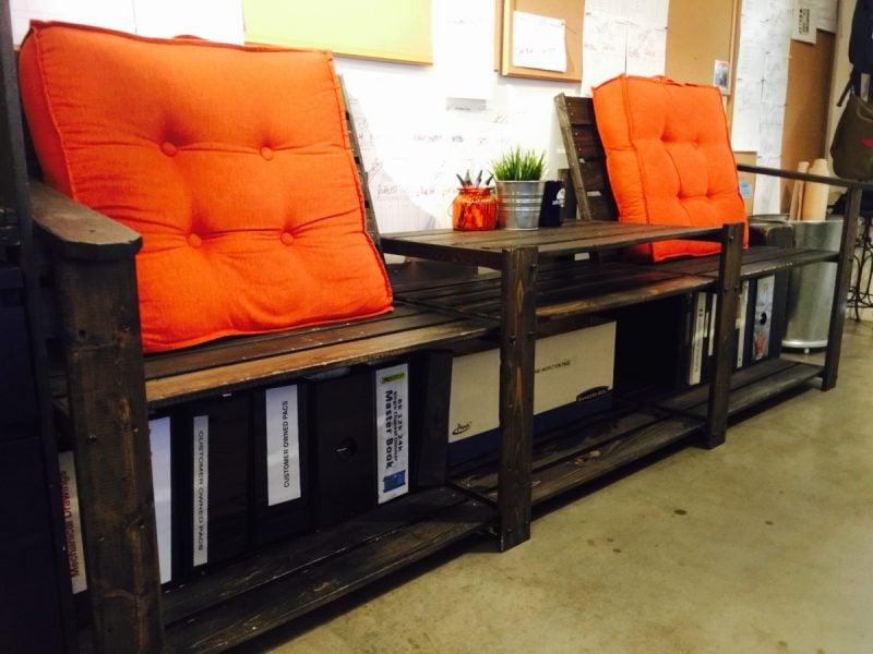 ikea hack mit ikea m beln gartenbank selber bauen. Black Bedroom Furniture Sets. Home Design Ideas