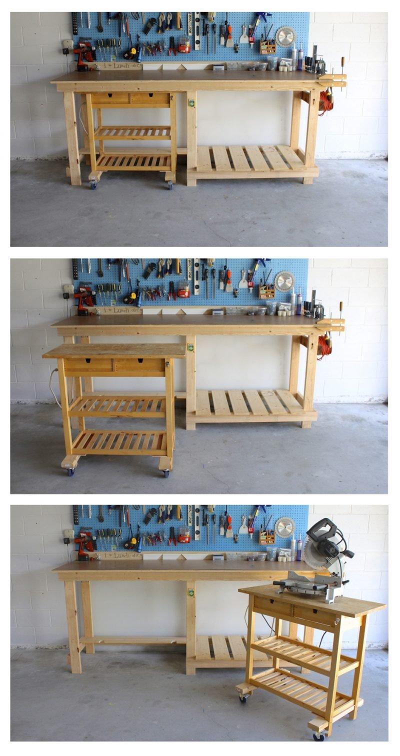 Ikea hack mit ikea m beln gartenbank selber bauen for Atemberaubende gartenideen
