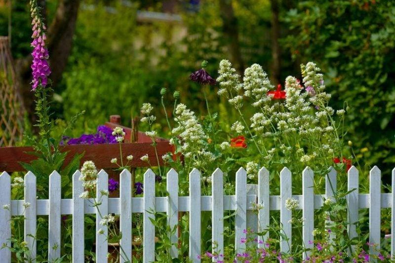 Gartenzäune Design Exterior