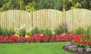 Gartenzäune Gartengestaltung
