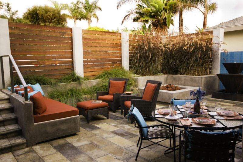 Gartenzäune Sichtschutzzaun