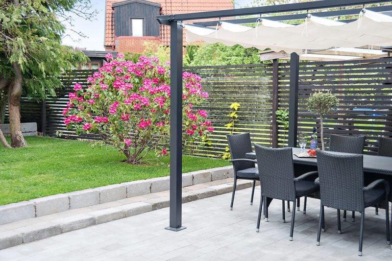 Gartenzäune Gartenzaun Metall
