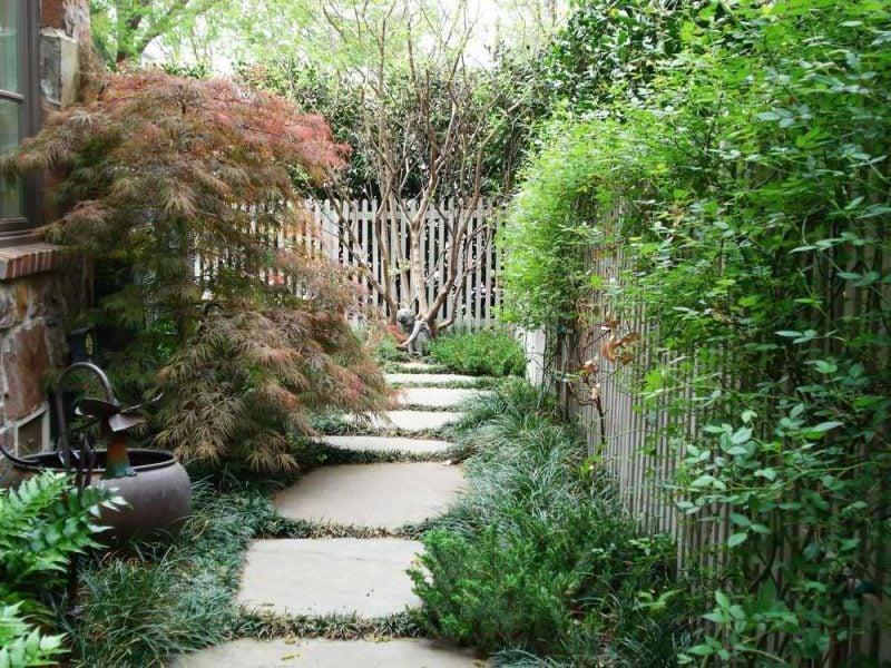 Gartenzaun - Zaun bauen