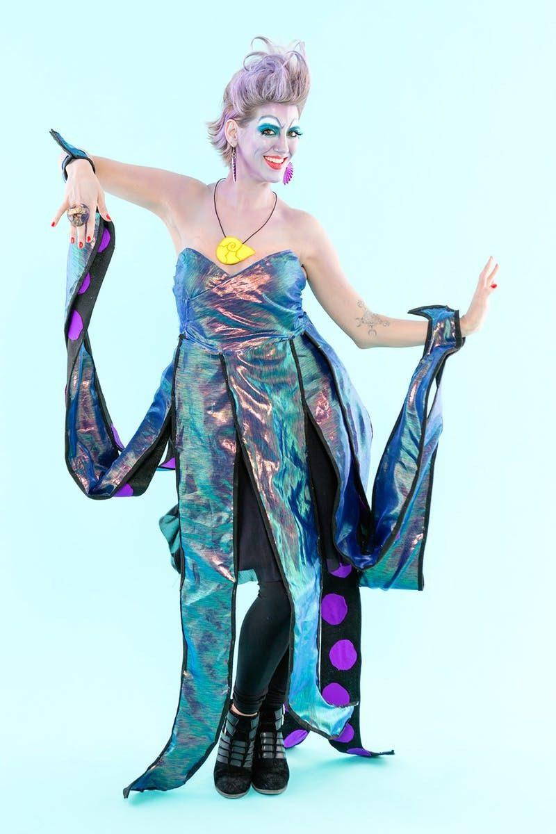 Halloween Kostüme Ursula