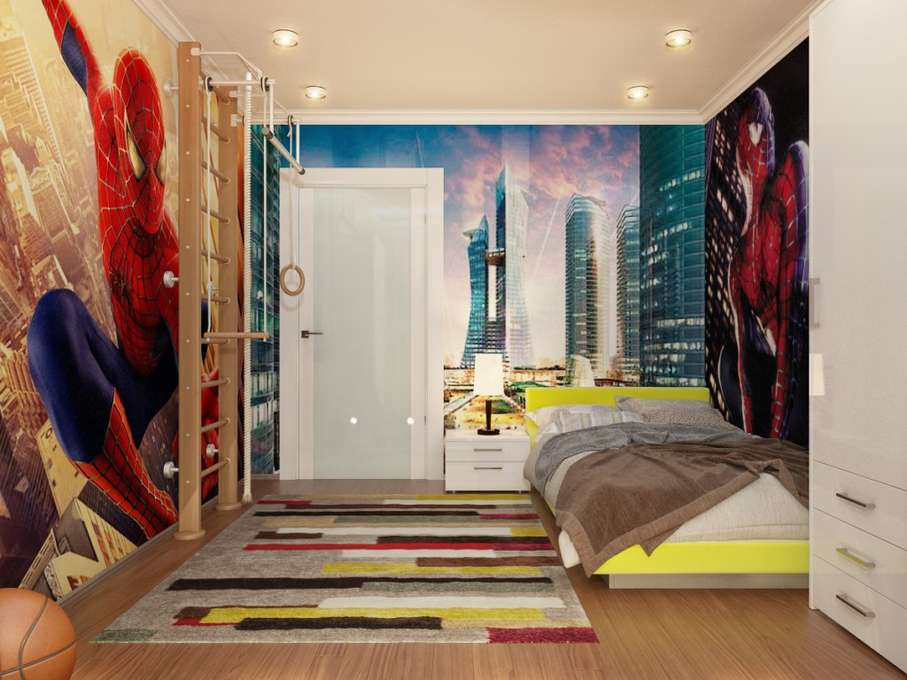 kinderzimmer gestalten ideen f r ein schickes und. Black Bedroom Furniture Sets. Home Design Ideas