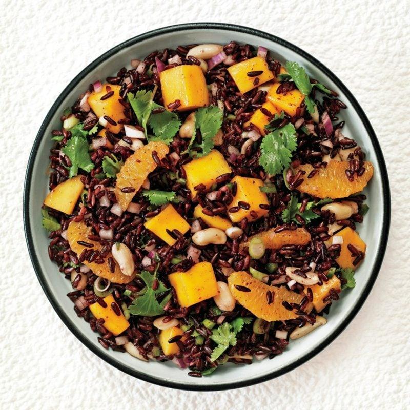 Nährwert Reis schwarz Rezepte