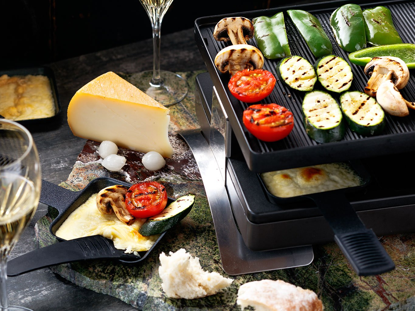 Raclette - Essensfantasie