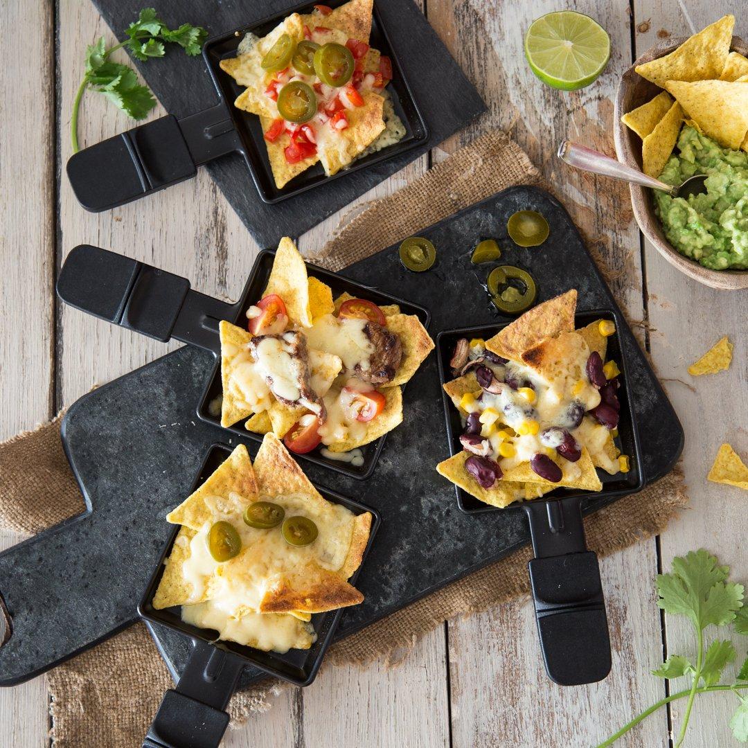 Tortilla-raclette