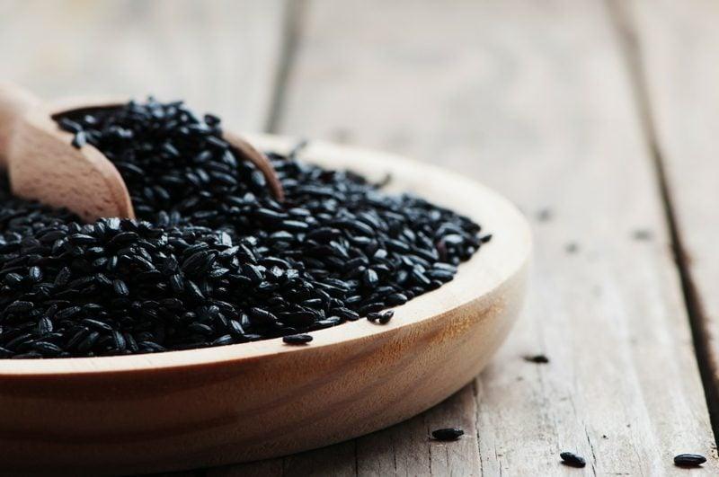 dunkler Reis Kalorein Inhaltsstoffe