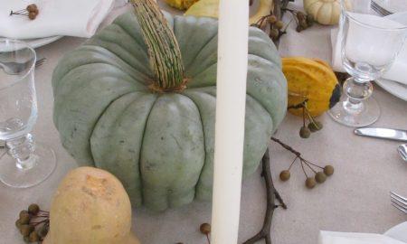 Tischdeko Herbst Ideen
