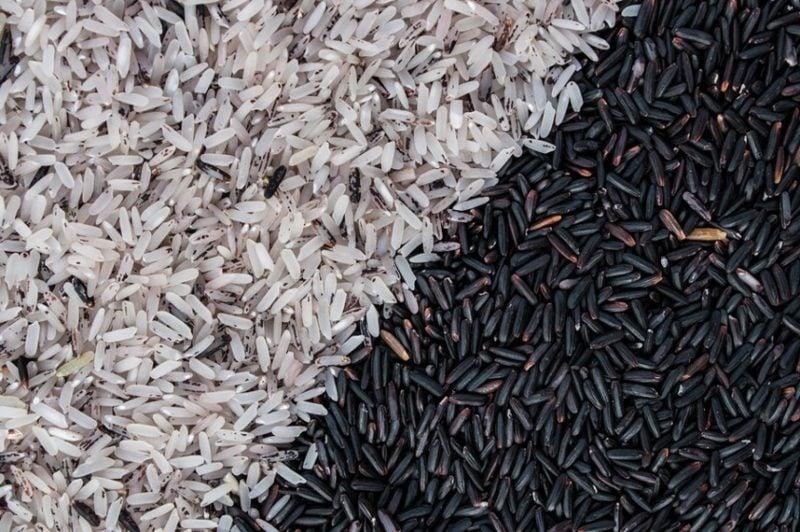 Nährwerte Reis black rice