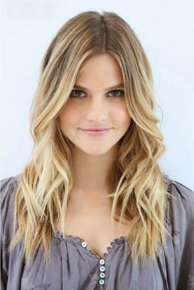 Ombre Haare Färben Moderne Nuancen Nützliche Tipps