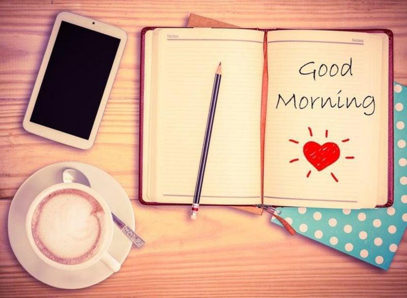 guten Morgen Bilder und Sprüche tolle Ideen