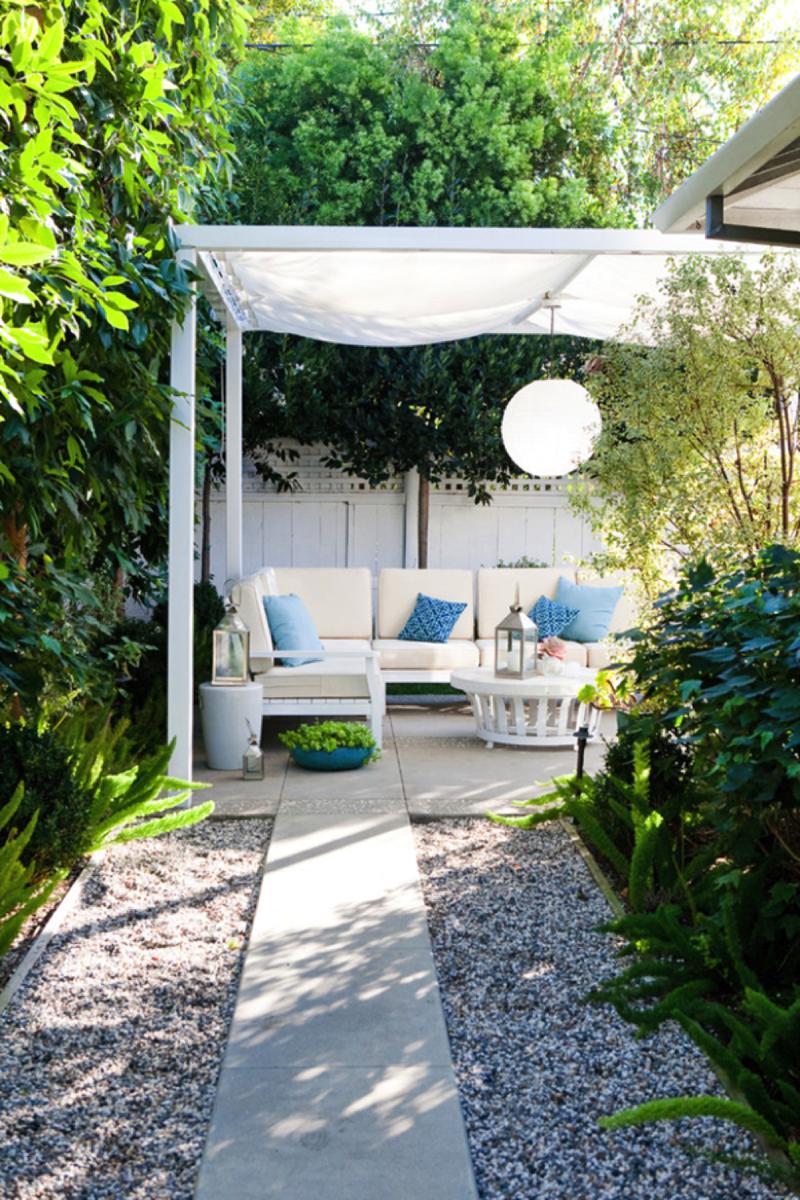garten lounge selbst gestalten das gr ne wohnzimmer im eigenen garten balkon diy garten. Black Bedroom Furniture Sets. Home Design Ideas