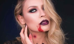 Schminktipps Vampir Make-up