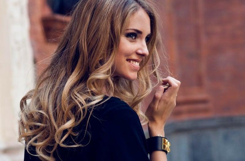 Ombre Haare färben: moderne Nuancen + nützliche Tipps