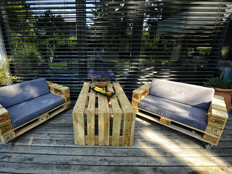 35 faszinierende upcycling ideen f r haus und garten. Black Bedroom Furniture Sets. Home Design Ideas