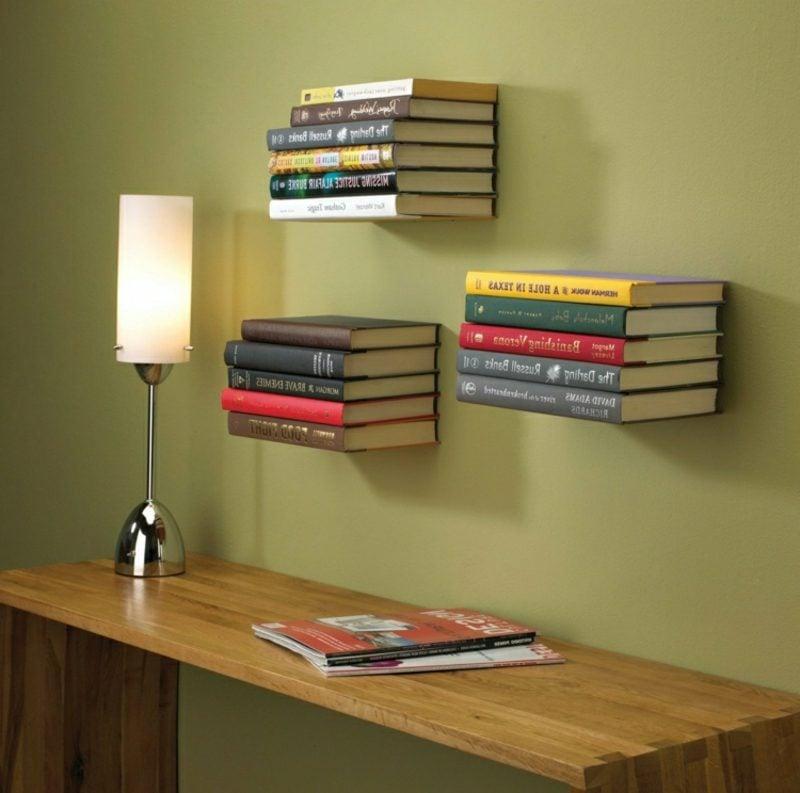 Regal Ideen Bücher Upcycling