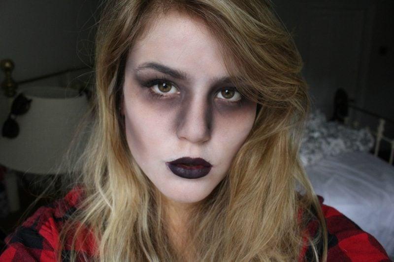 Schminktipps Zombie Make-up