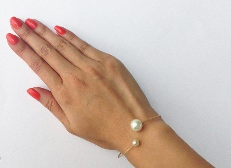 Schmuck basteln als kleines geschenk ideen und anleitungen - Perlenarmband selber machen ...
