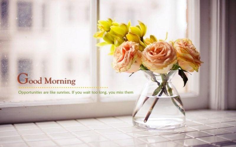guten Morgen Bilder und Sprüche auf Englisch